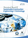 International Journal of Sustainable Construction Engineering and Technology